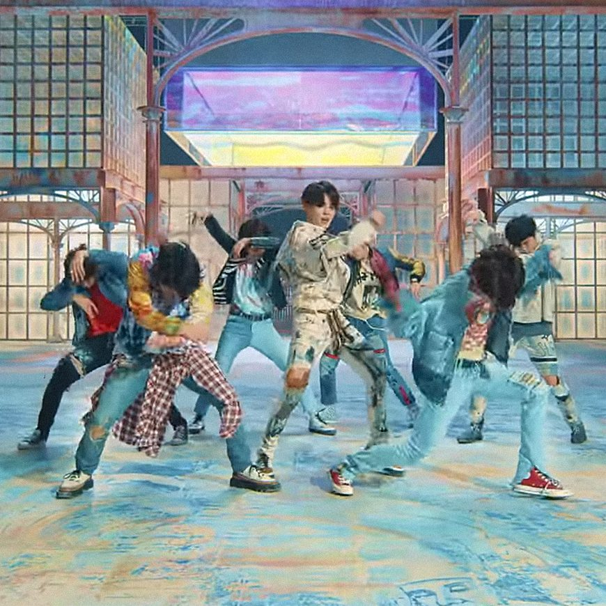BTS - Fake Love